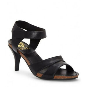 VINCE CAMUTO VC-OTTILA  OTTILA BLACK WOMEN/'S SANDAL OPEN TOE SHOES MULTISIZE