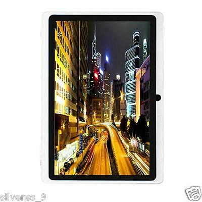 "7 ""Google Android 4.4 Tablet PC Quad Core 8 GB de doble cámara de Wifi Bluetooth"
