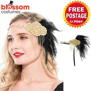 K813-Sequins-Gatsby-Headpiece-Flapper-1920s-Costume-Feather-Headband-Headdress