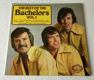 BACHELORS-BEST-OF-THE-BACHELORS-VOL-1-1973-UK-10-TRACK-VINYL-LP-RECORD