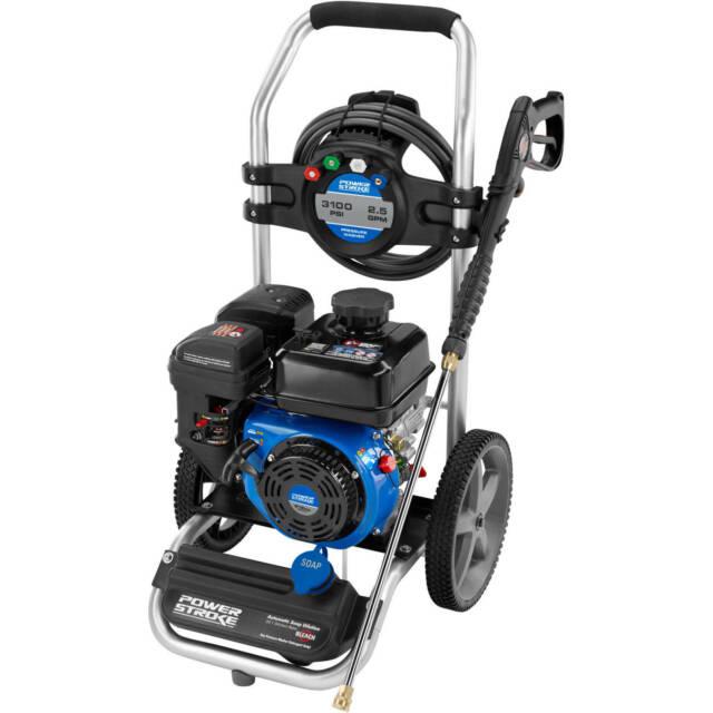 PowerStroke 3100 PSI Gas Pressure Washer