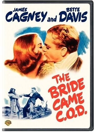 "James Cagney, Bette Davis ""DIE BRAUT KAM PER NACHNAHME"" (The Bride Came C.O.D.)"