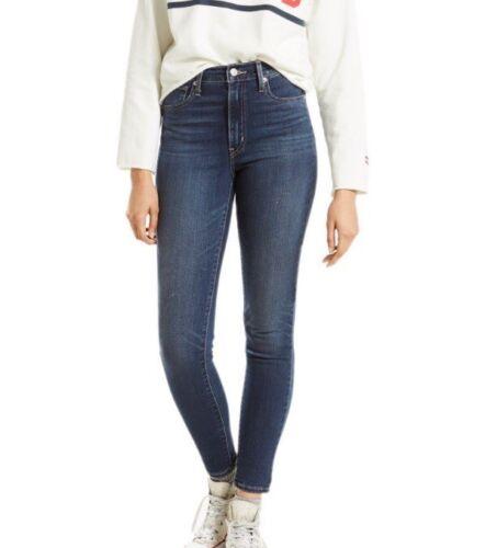 26 Jeans Skinny Mile 32 Super High Levi's X01wxq8w