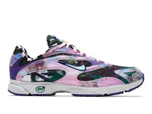 2354c6239d9c Men s Nike Zoom ZM Streak Spectrum AR1533-500 Court Purple Green ...