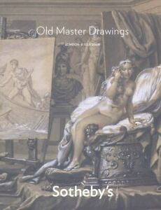 Sotheby-039-s-Catalogue-Old-Master-Drawings-08-07-2009-HB