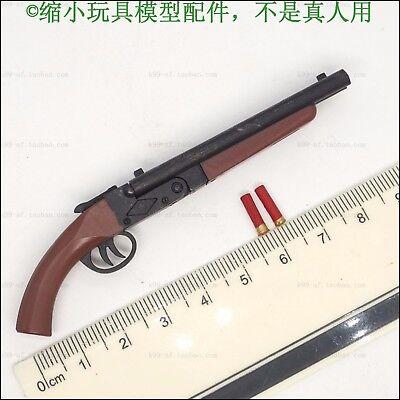 "ZYTOYS 1:6 Scale Weapon Gun Model Arno Terminator M1887 Shotgun F12/"" Figure Doll"