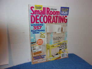 Details about COUNTRY ALMANAC MAGAZINE SMALL ROOM DECORATING....357 ROOM  REDOS. FALL, 2013
