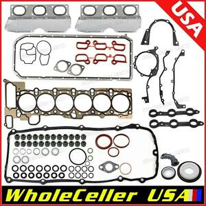 Cylinder Head Gasket Kit Fits 01 06 Bmw 325i 530i X3 X5 Z4