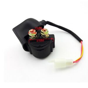 Starter Solenoid Relay Chinese ATV Quad Moped Scooter Pit