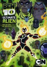 Ben 10: Ultimate Alien - The Return of Heatblast (DVD, 2011, 2-Disc Set)