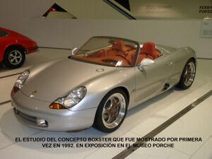 COCHE-MAISTO-ESCALA-1-18-PORSCHE-BOXSTER-MAQUETAS-MODELOS-1992-CONCEPTO-ORIGINAL