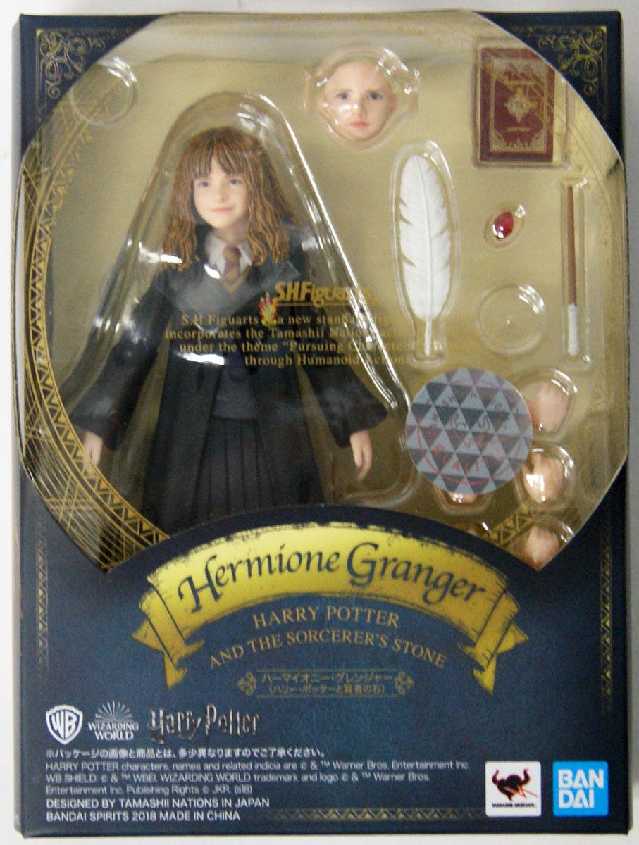 S.H. Figuarts Harry Potter the Philosopher's Stone Hermione Granger Bandai F S