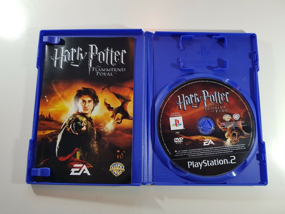 Harry Potter, PS2