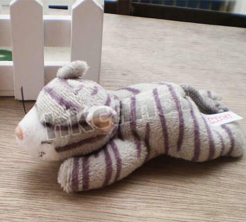 Cute home  Design  Magnet Elephant refrigerator Stuffed animals plush toys