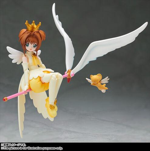Figuarts Sakura Kinomoto Tobirao akete saison 2 in Bandai S.H environ 5.08 cm Stock USA