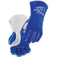 Revco Black Stallion 320 CushionCore Split Cowhide Stick Welding Gloves Medium