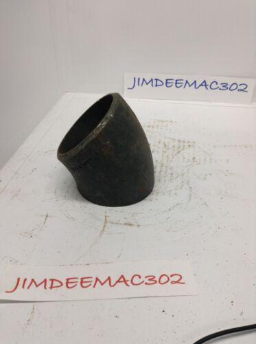 """3/"""" Butt weld 45 degree fitting 3/"""" steel weld 45"""