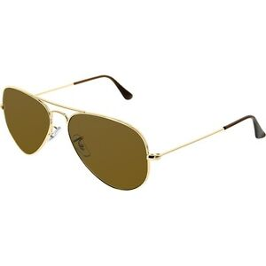 Ray-Ban-AVIATOR-LARGE-METAL-RB3025-001-57-Gold-Grau-small-55-14-3P-Etui-OVP