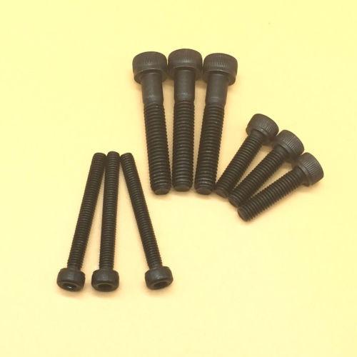 Select Size 4-40 6-32 8-32 10-24 10-32 Allen Hex Socket Head Cap Screws Bolts