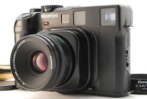 mintw-Cofano-NEW-Mamiya-6-MF-fotocamera-a-telemetro-con-G-75mm-F-3-5-L-Obiettivo-dal-Giappone