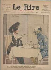 Journal-Le-RIRE-Rouge-edition-de-guerre-N-190-du-6-juillet-1918