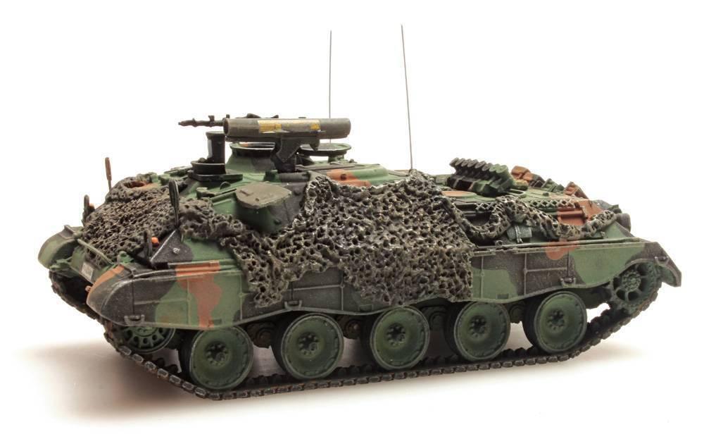 la red entera más baja Artitec 6870010 Jagtpanzer Jagtpanzer Jagtpanzer Jaguar 1 Bundeswehr Camuflaje de Manchas Modelo a  costo real