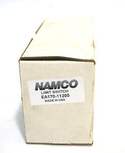 NEW-NAMCO-EA170-11200-LIMIT-SWITCH-EA17011200