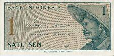 Indonesia 1964, 1 Sen (UNC)