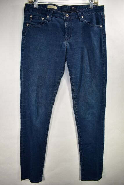 Adriano Goldschmied AG The Legging Size 30R Womens Meas. 32x31 Super Skinny