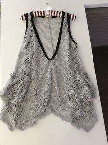 Deisgner-Ethnic-Swing-Lace-Layering-Tunic-Top-Free-Size
