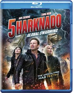 Sharknado 5: Global Swarming [New Blu-ray]