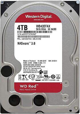 """Western Digital WD Red 4TB 3.5"""" SATA Internal NAS Hard ..."""