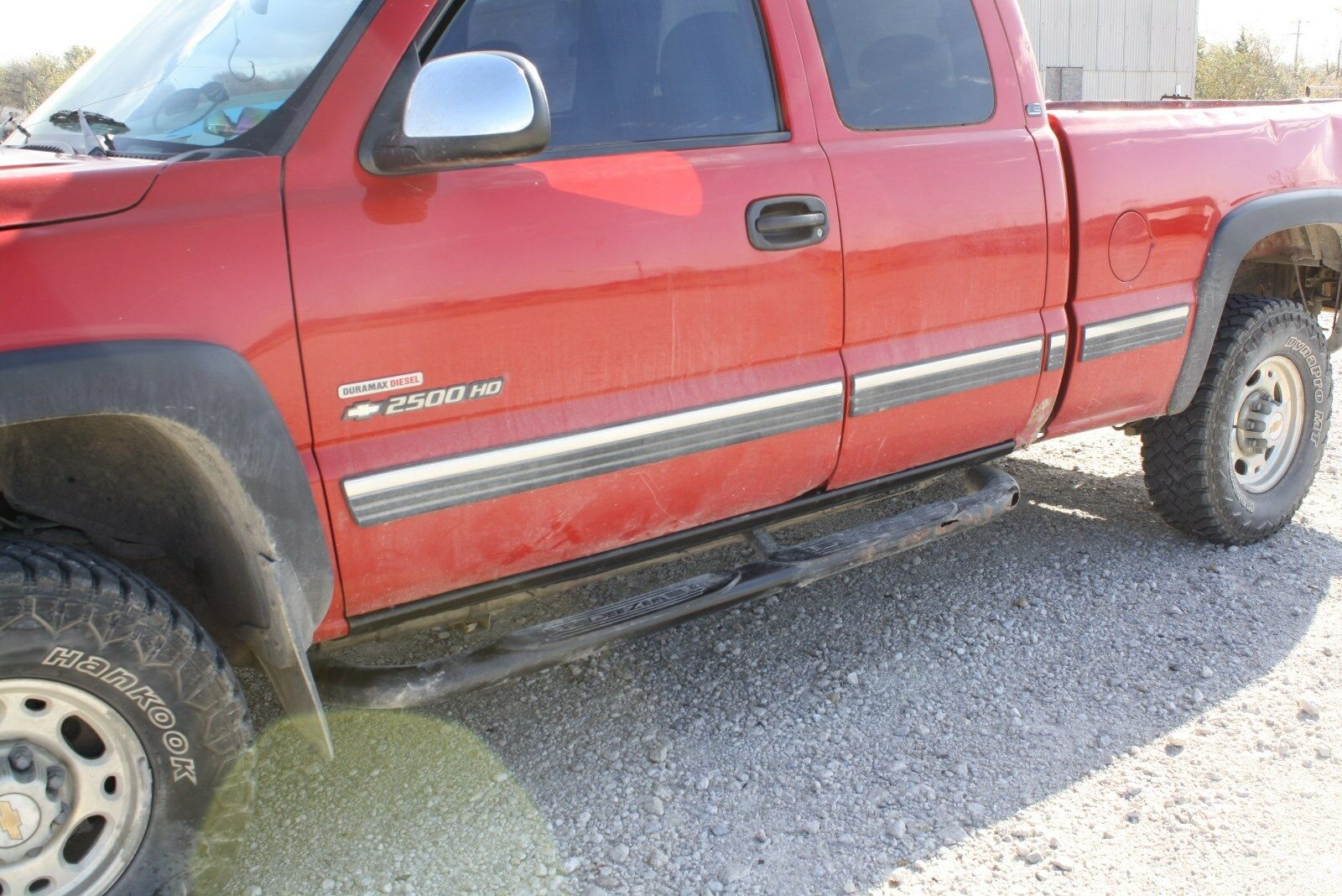 2002 chevy 1500 extended cab rocker panels