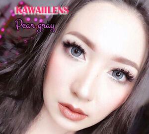 Kontaktlinsen Contact Lenses Cosmetic Soft Big Eye Makeup Cosplay