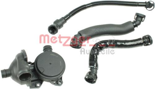 1x 2385117 METZGER Reparatursatz Kurbelgehäuseentlüftung für BMW