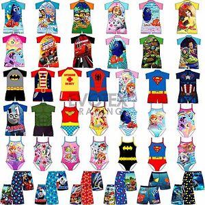 7e30b00290 Image is loading Kids-Swimsuit-Surf-Suit-Swimming-Costume-Childrens-Swimwear -