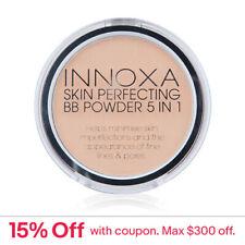 Innoxa Skin Perfecting BB Powder 5 in 1 Buff Makeup Natural Cosmetic Brush