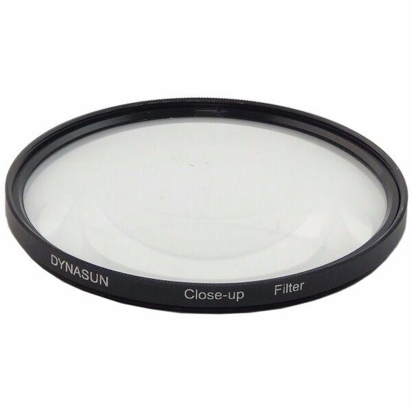 2019 DernièRe Conception Dynasun Pro Filtre Macro 52mm Close Up X Objectif 52 Mm Canon Nikon Pentax Sigma Cool En éTé Et Chaud En Hiver