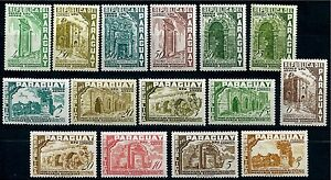 PARAGUAY-1955-MiNr-730-744-MNH-POSTFRISCH-CHURGES-UPU-RODRIGUES-FLUGPOST