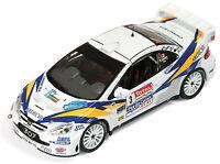 Ixo 1:43 2006 Peugeot 307 Wrc,touquet Rally Winner, Cuoq / Pain
