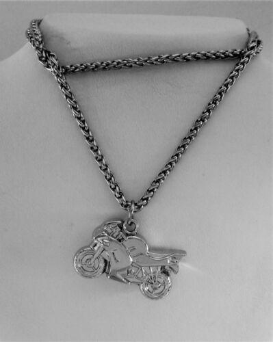 rocker joyas joyas de motorista Remolque motos con cadena de acero inoxidable