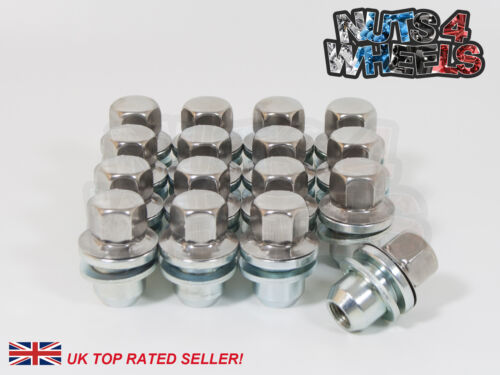 20 piezas de tuercas de rueda de acero inoxidable para coche para Land Rover Discovery 3 4 5 Range Rover Sport LR068126