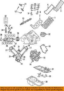 mitsubishi oem 06 07 raider engine crankshaft crank 53021387aa ebay rh ebay com Mitsubishi Motor 3D Mitsubishi 3000GT Alternator Belt Diagram