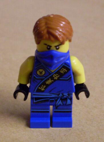 Neu blau Jai Halstuch Jay Sleeveless Figur Lego Ninja Ninjago