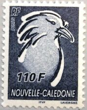 NEW CALEDONIA NEUKALEDONIEN 2006 1382 985 Kagu Vogel Bird Freimarken MNH