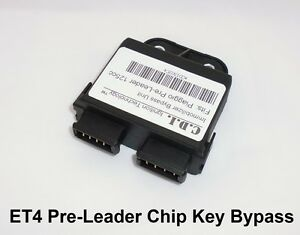 cdi immobiliser bypass unit for vespa et4 125cc pre-leader chip