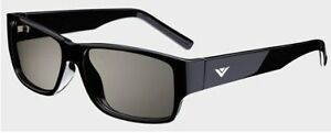VIZIO-XPG204-THEATER-4-PACK-PASSIVE-3D-GLASSES-WITH-CARRYING-amp-CLEANING-POUCH