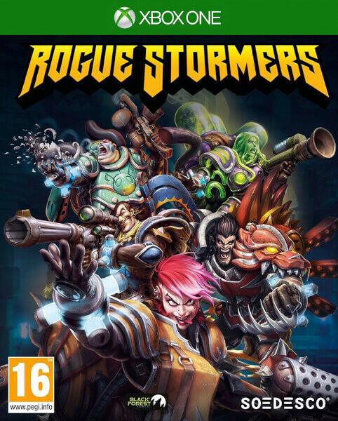 Rogue Stormers Xbox One * NEW SEALED PAL *