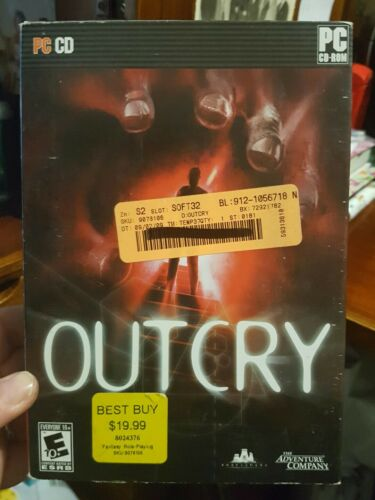 Outcry PC GAME FAST POST