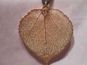 Real-Leaf-Metal-Filigree-Ornament-Aspen-Leaf